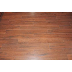 Brown Natural Solid Wood Flooring for Indoor