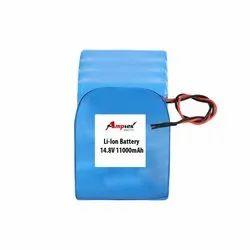 Li-Ion Battery 14.8V 11000 Mah