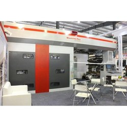 CI Flexo Printing Presses with Sleeve Syste