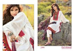 Gul Ahmad Gypsy Collection Pakistani Suits
