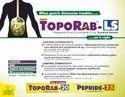 Rabeprazole 20 mg & Levosulpiride 75 mg Capsule