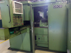 SPLINE ROLLING MACHINE