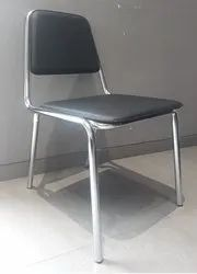 Oblique Fix Type Visitor Guest Office Chair