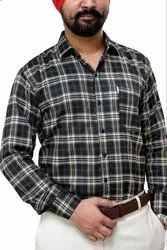 WEARBOTS COTTON MIX Mens Casual Shirts