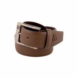 Male Leather Formal Belt