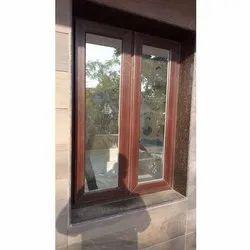 UPVC Casement Windows, Glass Thickness: 5 mm