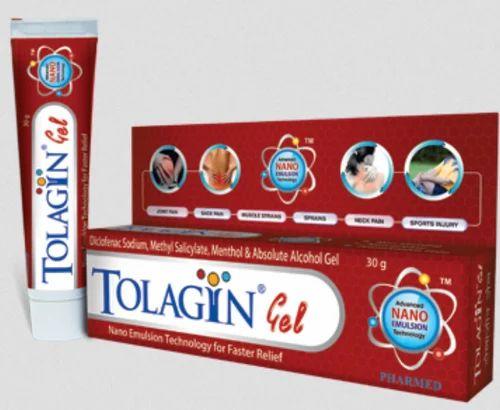 Tolagin Gel À¤¦à¤° À¤¦ À¤¨ À¤µ À¤°à¤• À¤œ À¤² In Whitefield Road Bengaluru Pharmed Limited Id 15814931797