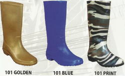101 Safety Gumboots