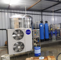 Frp Commercial Reverse Osmosis Plant, Ro Capacity: 2000 Lph