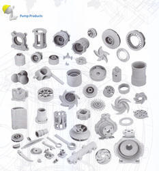 Investment casting for Wear resistance steel components