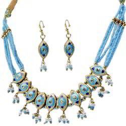 Ethnic Jewellery Necklace Set 106