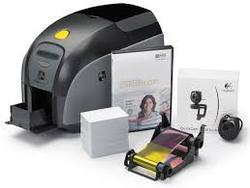 Double Side Plastic ID Card Printer