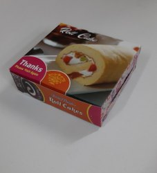 Roll cake Packaging Box