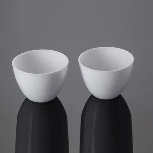 Crucible Porcelain
