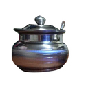 Stainless Steel Gee Pot