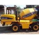 Ajax Fiori Argo-2000 Mobile Concrete Mixer Rental Service, Capacity: >8 Cubic Meter, Rental Duration: 30 Days