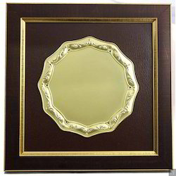 Gold Frame Victory Plaque