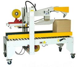 Fully Automatic Flap Closer Carton Sealing Machine