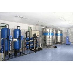 10000 LPH Packaged Drinking Water Plant