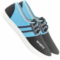 Mini Fashion Casual Wear Mens Canvas Shoe, Size: 6-10