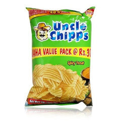 Uncle Chips Potato Wafers
