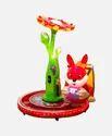 Rabbit Train Kiddie Amusement Ride Game