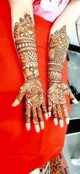 Designer Mehndi Artist Services