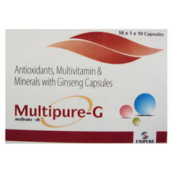 Antioxidants Multivitamin Capsule