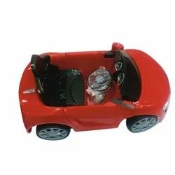 Plastic Friction Toy Car