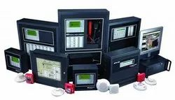 M S Body Red Honeywell Notifier Addressable Fire Alarm System, Model Name/Number: NFS-3030