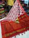 Handloom Cotton Silk Ikkot Sarees
