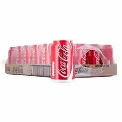 Coca Cola Soft Drink, Can