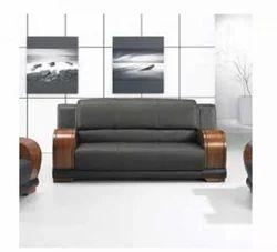 Black Color Sofa Set