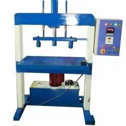 Semi-Automatic Hydraulic Paper Plate Making Machine