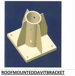 Roof Mounted Davit Bracket