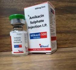 Amikacin Sulphate 500mg/2ml