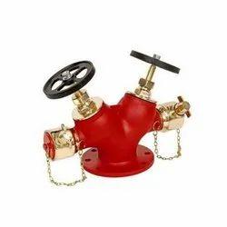 Winco SS Double Control Fire Hydrant Valve
