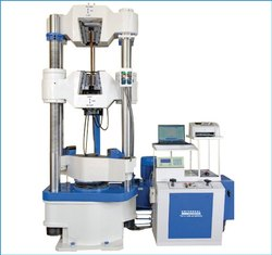 Fine Testing Hydraulic Grips Universal Testing Machine (Front Open), Model Number: Tfuc-hg, Model Number/Name: Tfuc-hg
