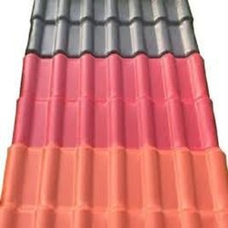 UPVC Tiled Roof Sheet