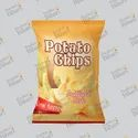 Potato Chips Packaging Pouch in Roll Form