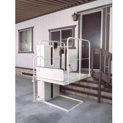 Omkar Hydraulic Wheelchair Lift