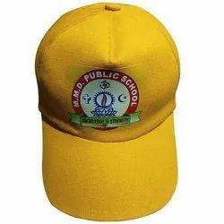 Yellow Cotton Cap