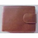Pu Leather Mens Bilfold Wallet