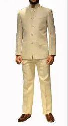 2-Piece Suit Men Safari Suits