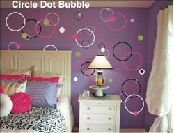 Big Stencils Circle Dot Bubble