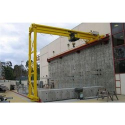 Semi-Gantry Crane