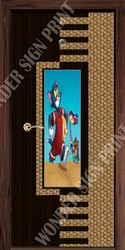 Decor Door Paper