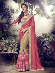 Indian Women Bahubali Saree