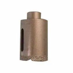 Bronze Brass Diamond Hole Saw Drill Bit
