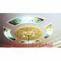 Ceiling Glass Design, Shape: Flat